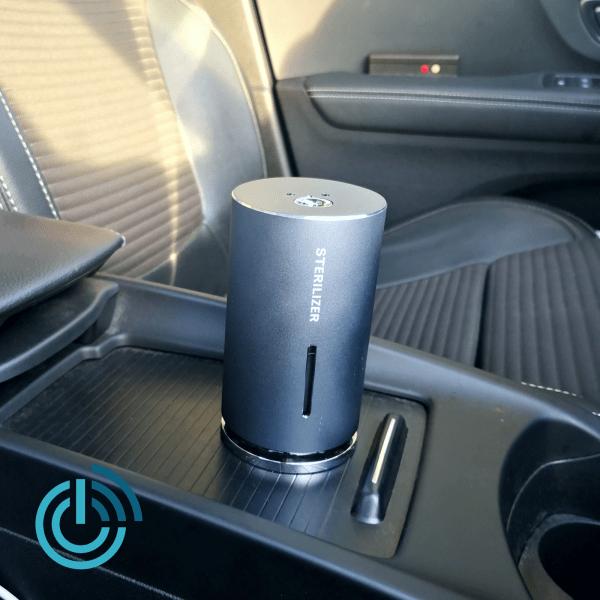 Berührungsloser mobiler Desinfektionsmittel Sprüher fürs Auto