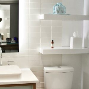 WC-Spülung